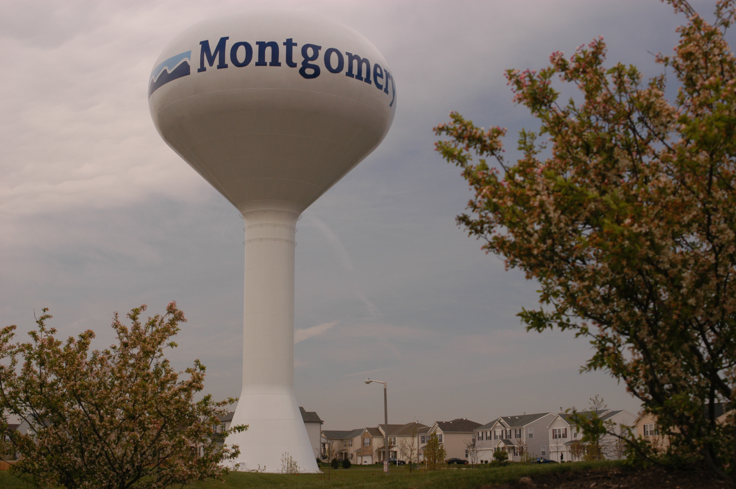 Montgomery water tower